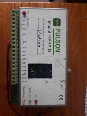 Nadajnik GPRS-N firmy PULSON