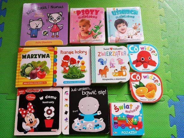 Książki dla dzieci 1-3