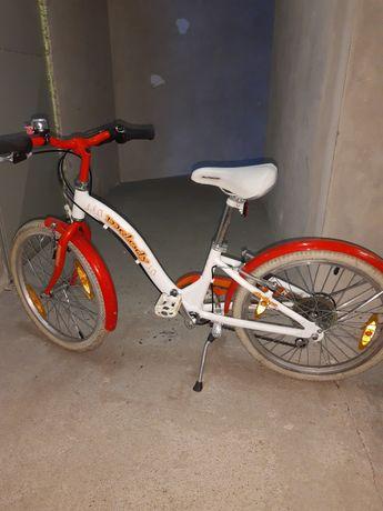 Rower dla dziewczynki Author Melody 20