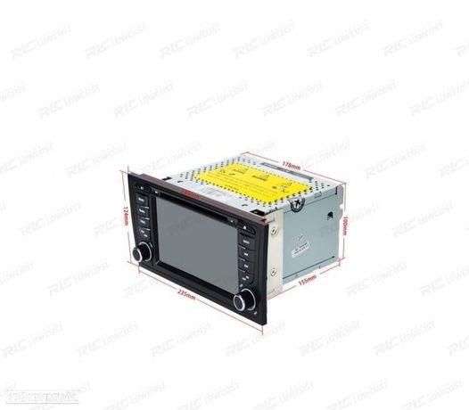 "AUTO RADIO 2DIN GPS AUDI A6 LCD 7"" TÁCTIL ANDROID 10.0"