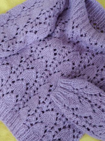 Крутой свитер ок для модницы
