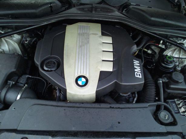 BMW E60 E61 520D 2.0D 177KM N47D20A części osprzęt silnika lift