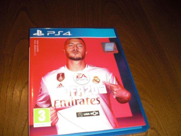 Jogo PS4 - FIFA20
