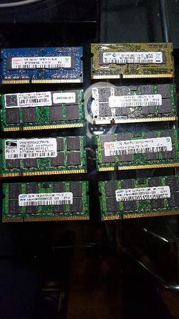 Memória RAM para portáteis