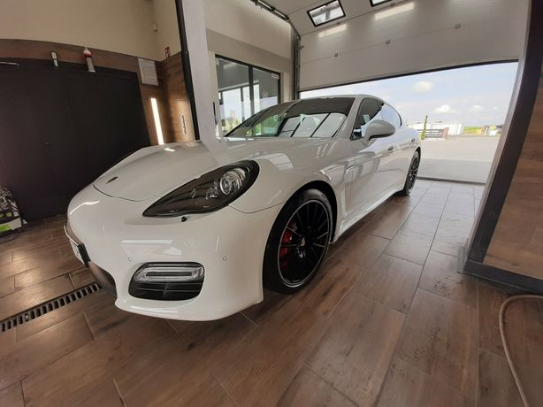 Porsche do ślubu GTS