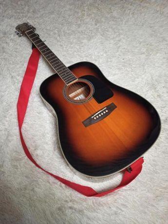 Продам акустическую гитару Aria