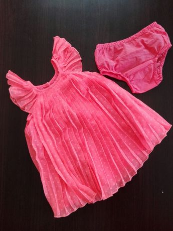 Sukienka Gap, r. 86, 12-18 miesięcy
