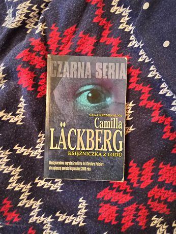 "Camilla Läckberg ""Księżniczka z lodu"""