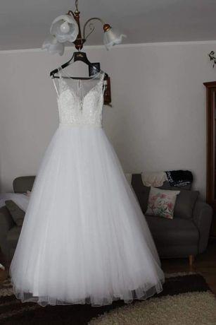 Suknia ślubna Justin Alexander