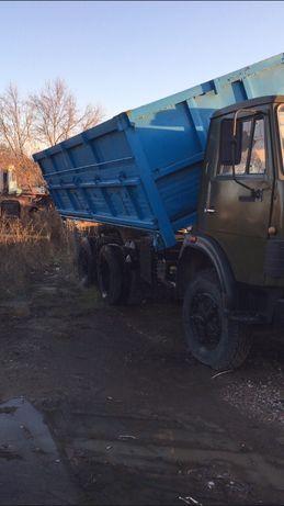 Камаз 55102 САМОСВАЛ