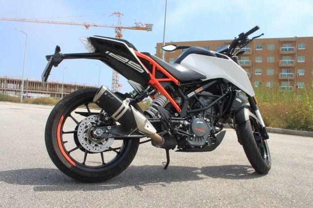 KTM Duke 125   Motivo de venda: subir de cilindrada