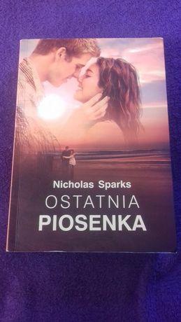 Ostatnia piosenka- Nicholas Sparks