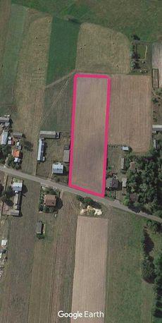 Działka budowlana 0,7 ha i rolna 0,3 ha w powiecie wyszkowskim