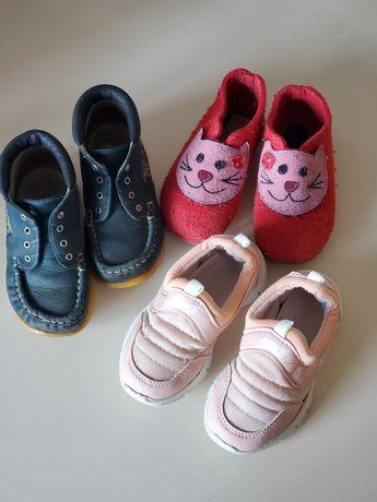 Обувь детская на девочку