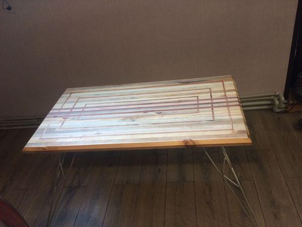 Журнальный столик , кофейный столик , стол деревянный
