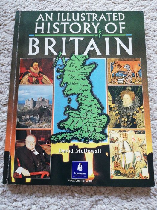 An Illustrated History Of Britain Oleśnica - image 1