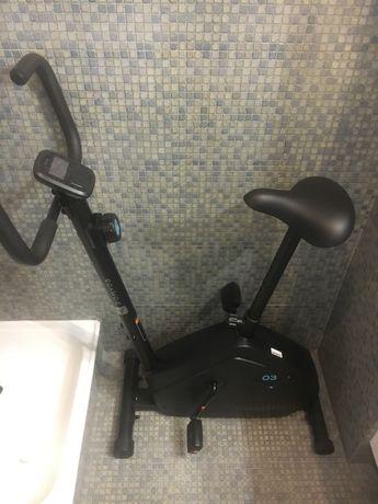 Bicicleta estática - Domyos Essential