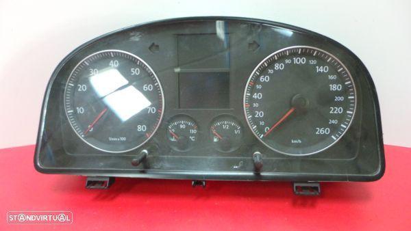 Quadrante Volkswagen Touran (1T1, 1T2)