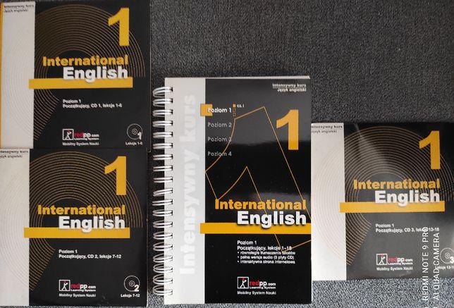 intensywny kurs angielskiego wydawnictwa RedPoint