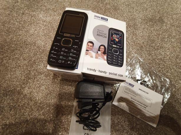Telefon Max Com MM 134 - z przesyłką