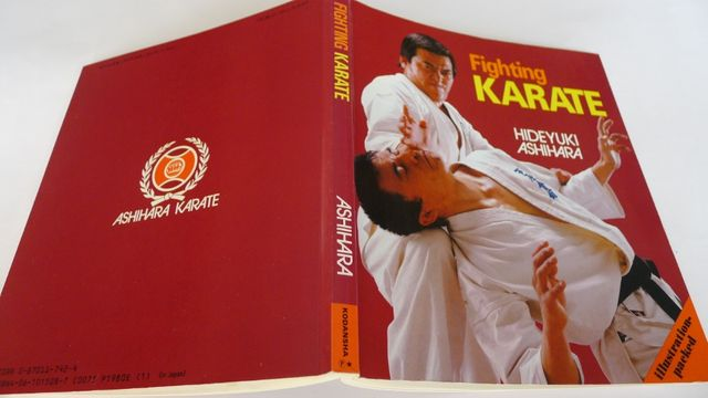 Ashihara - Fighting Karate cz. I /Kyokushin/Oyama,Cook,Fitkin,Bruin