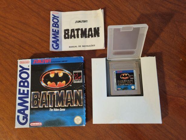 Batman The Video Game - Nintendo Game Boy jogo em caixa nacional