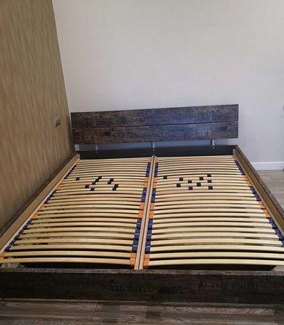 Rama łóżka 180x200+stelaż