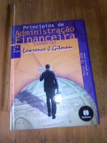 Livro contabilidade financeira com cd