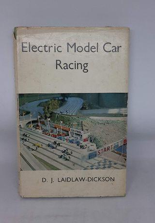 Książka - 'Electric model car racing' Elektryczne modele samochodów