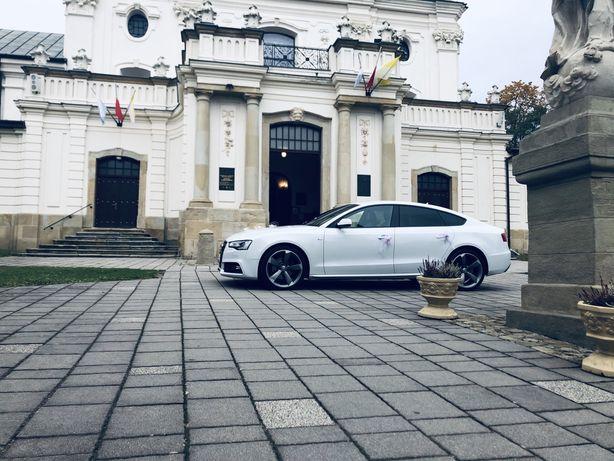 Audi A5 Sport do ślubu