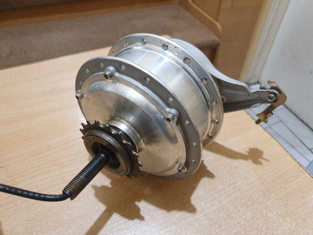 Мотор колесо для фетбайка 350W