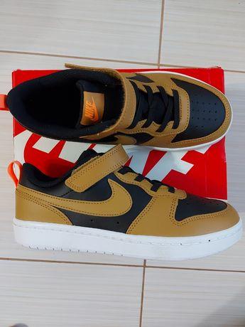 Кожаные кроссовки Nike 33-34 р.