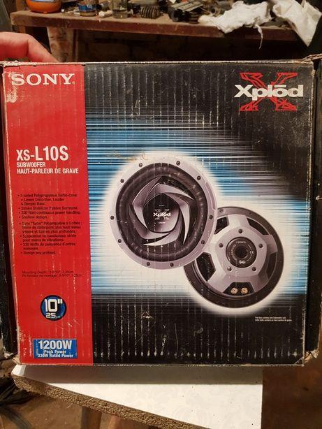 Сабвуфер ультранизкий SONY XS-L10S
