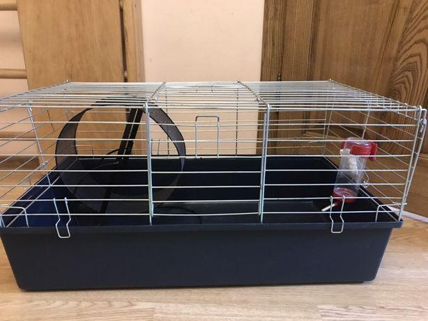 Клетка для зайца, шиншили или крисы