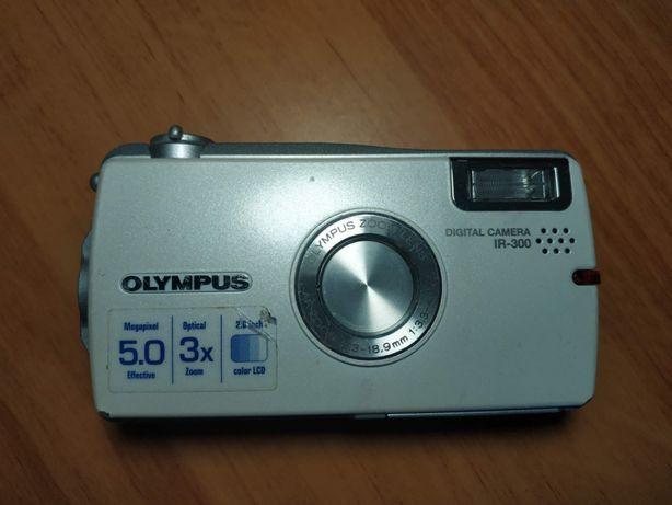 Цифровий фотоаппарат фотокмера Olympus IR 300