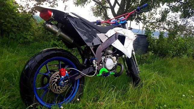 Rieju MRX / RRX / SpikeX 50/90 SM SuperMoto Am6 senda custom motor