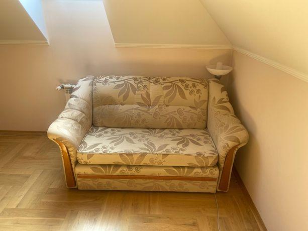Sofa + fotele , komplet wypoczynkowy