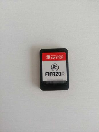 Jogo Fifa 20 para Nintendo Switch