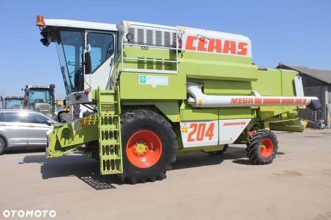 Claas Mega 204  APS, 5,10M