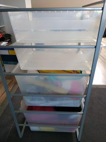 Komoda regał stelaż Ikea szuflady