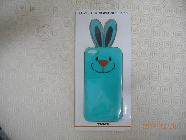 Capa Iphone 5/5S/SE – Embalada
