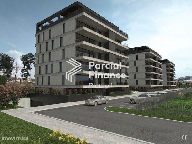 Apartamento T4 em condomínio fechado em construção, Real - Braga