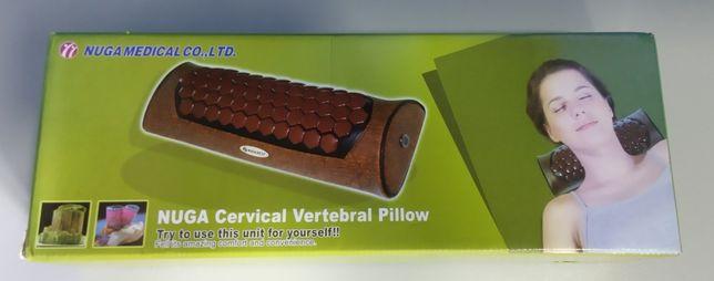Турманивая ортопедическая подушка NUGA Cervical Vertebral Pillow