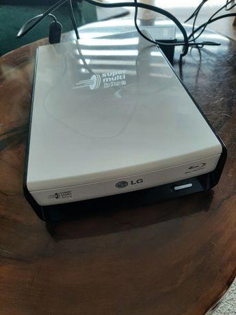Nagrywarka Blu-Ray DVD zewnętrzna LG BE08LU20
