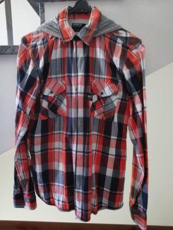 Camisa de menino da marca Tiffosi