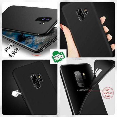 Capa Slim Xiaomi Redmi 6/6A / Pocophone F1 / Mi A2 Lite / Mi 10T Lite