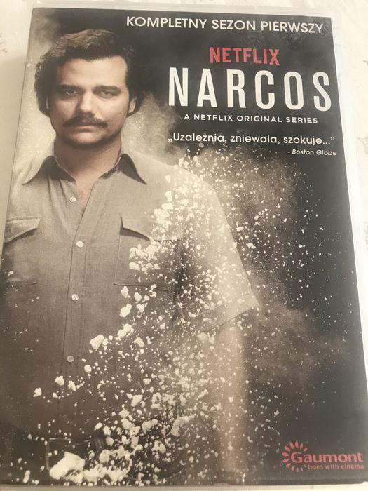 Narcos sezon pierwszy dvd Kraków - image 1