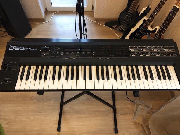 Roland 50D