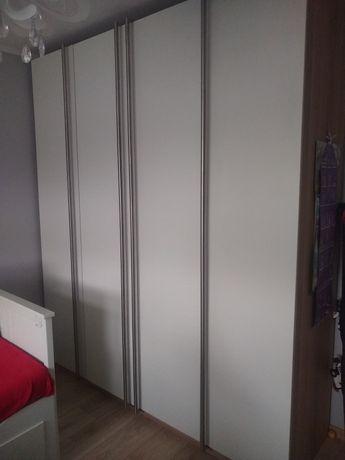 Uchwyty do szafy z Ikea Pax 230 cm