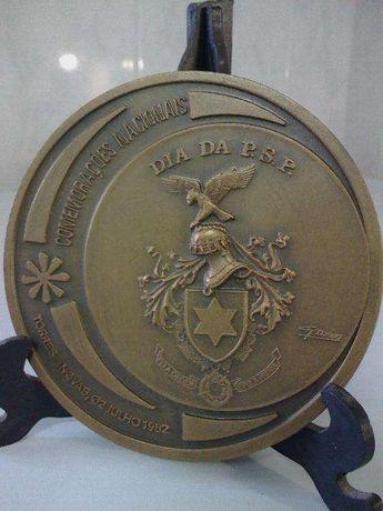 Medalha Bronze Da PSP 1982